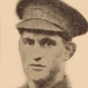 Francis Perrin | Kingsbury Time Travellers | Photo of Local Soldier WW1