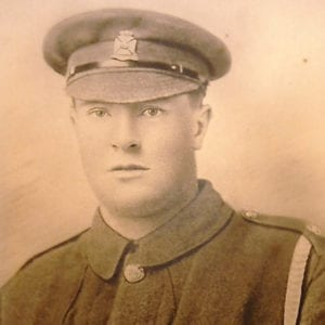 Henry Tilley | Kingsbury Time Travellers | Photo of Local Soldier WW1