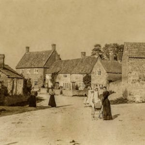 Photo of Kingsbury Episcopi WW1