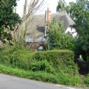 Little Thatch near Kingsbury Episcopi
