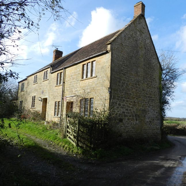 Lower Burrow near Kingsbury Episcopi