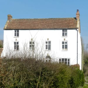 The Manse | Home of WW1 Soldier in Kingsbury Episcopi