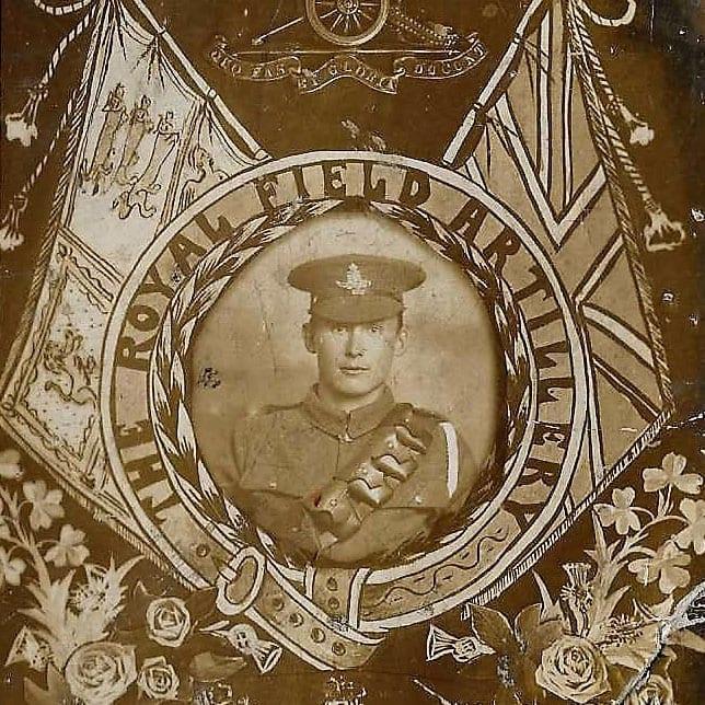 George Thomas Bonning - World War 1