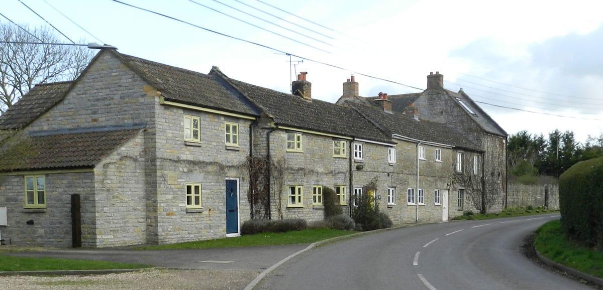 George Bonning | Thorney Cottages | Parish of Kingsbury Episcopi