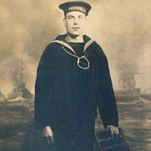 Tom Mounter | Kingsbury Time Travellers | Photo of Local Soldier WW1