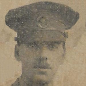 William Kellett | Kingsbury Time Travellers | Photo of Local Soldier WW1