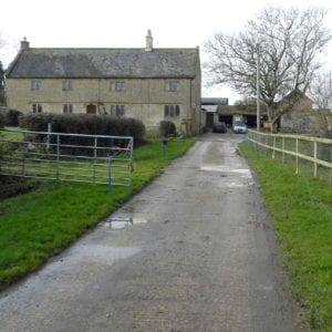 Lower Burrow Farm near Kingsbury Episcopi