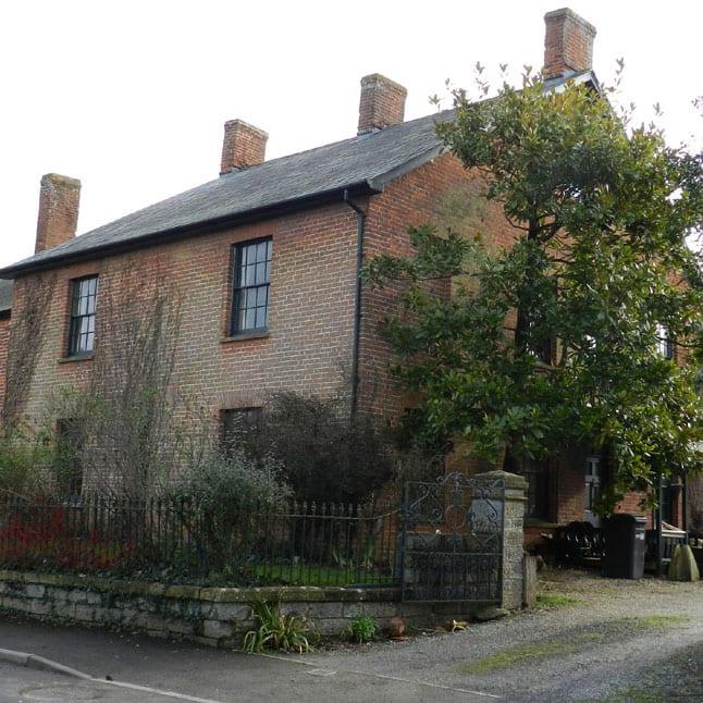 Manor Farm near Kingsbury Episcopi