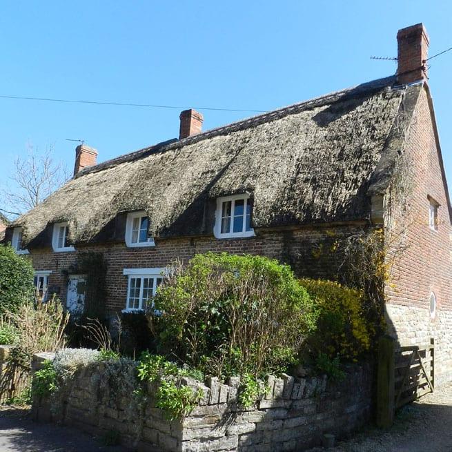 Myrtl Cottage near Kingsbury Episcopi