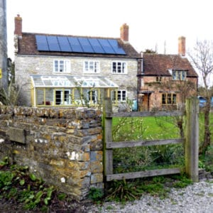 Willow Cottage   Kingsbury Episcopi   Somerset History